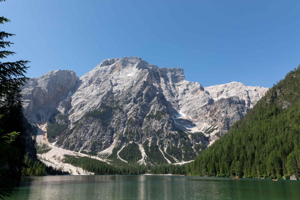 Pragser Wildsee Dolomiten Südtirol